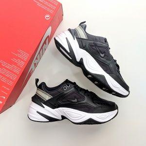 Nike M2K Tekno Black/Oil Grey/White Women's 6